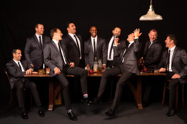State Theatre Presents Straight No Chaser: The Open Bar Tour