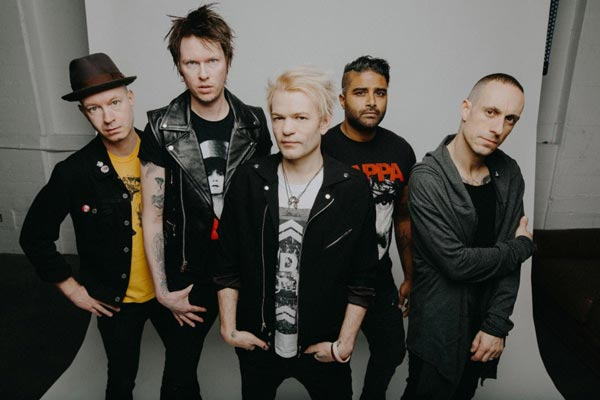 Sum 41 Releases 13 Voices B-Sides On Streaming Platforms