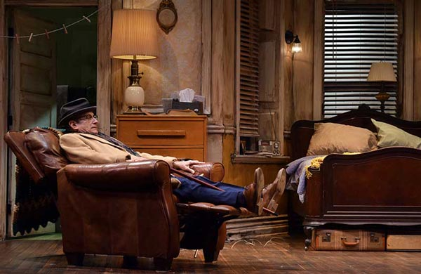 "REVIEW: ""The Sunshine Boys"" at Centenary Stage Company"