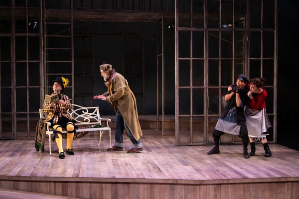 "Review: ""Twelfth Night"" at Two River Theater"