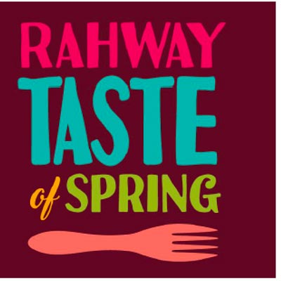 Rahway's Taste of Spring To Take Place On Friday, April 24