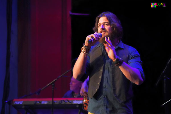 """""""The Voice"""" of Blood, Sweat and Tears: Spotlight on BS&T's Keith Paluso"""