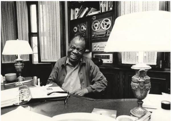 "Louis Armstrong House Museum Launches ""That"
