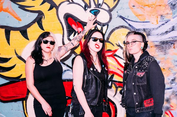 "The Venomous Pinks Release Cover of ""I Want You"" By Joan Jett & The Blackhawks"