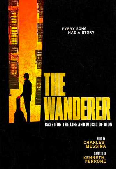 "Michael Wartella, Christy Altomare, and Joey McIntyre Announced In Cast Of ""The Wanderer"" at Paper Mill Playhouse"