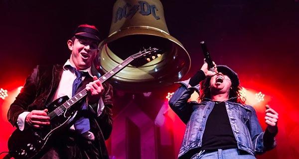 America's AC/DC Thunderstruck To Perform At IPlay America
