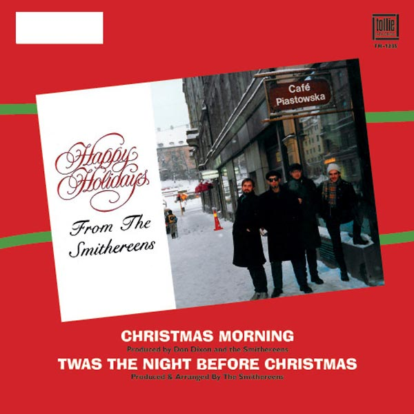 "The Smithereens Release ""Christmas Morning"""