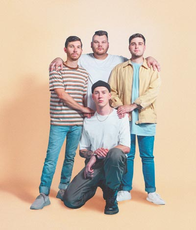 "Trophy Eyes Release ""Figure Eight"""