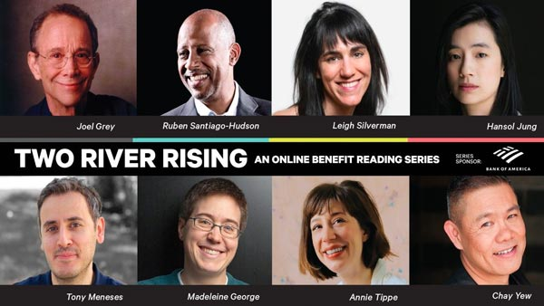 Two River Theater Launches Online Reading Benefit Series