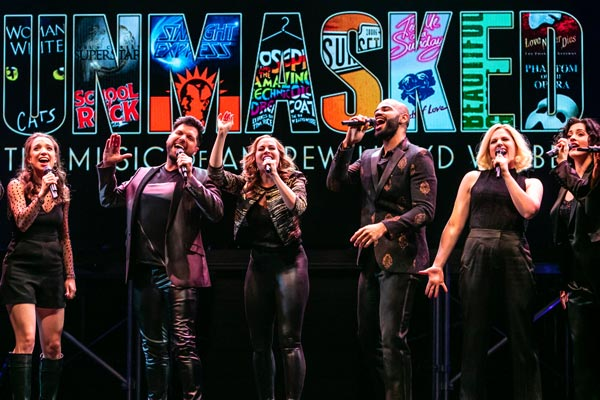 "REVIEW: ""Unmasked"" The Music of Andrew Lloyd Webber Plays Paper Mill Playhouse"