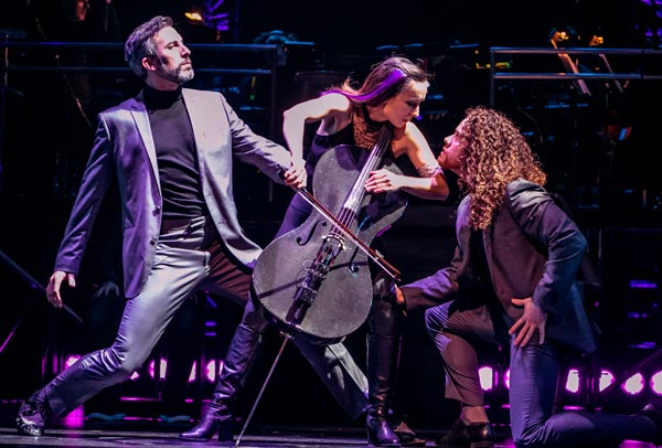 """PHOTOS from """"Unmasked: The Music of Andrew Lloyd Webber"""" at Paper Mill Playhouse"""