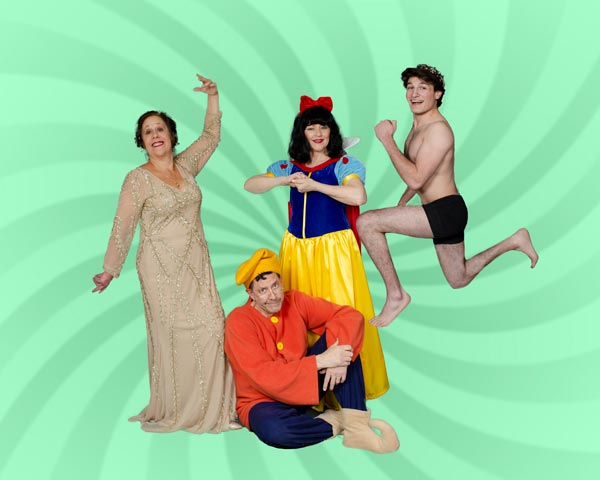 "Bergen County Players Presents ""Vanya and Sonia and Masha and Spike"""