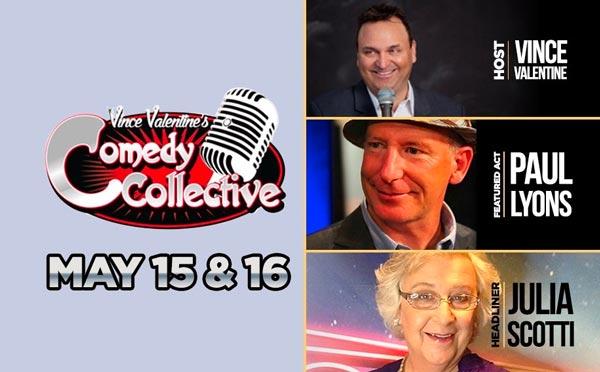 Vince Valentine's Comedy Collective Comes To AvenelPAC