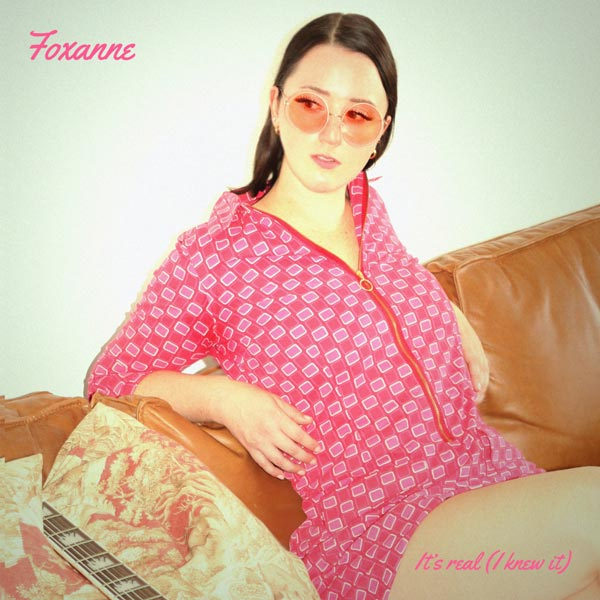 "Makin Waves Record of the Week: ""It's real (I knew it)"" by Foxanne"