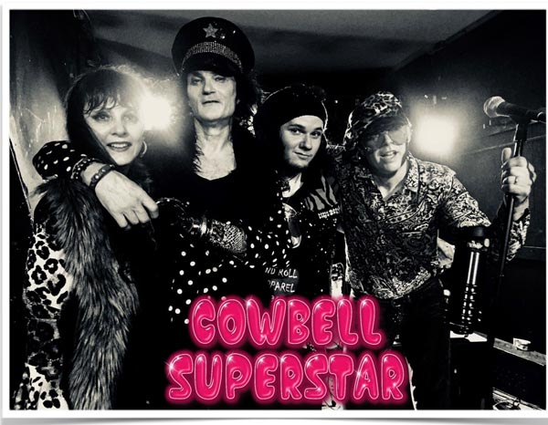 "Makin Waves Song of the Week: ""Real Girl"" by Cowbell Superstar"