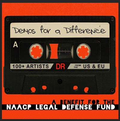 "Makin Waves Record of the Week: ""Demos for a Difference"" by various artists"