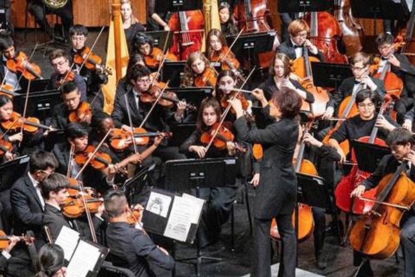 New Jersey Youth Symphony Receives $30,000 Grant from the League of American Orchestras Futures Fund to Advance Innovation