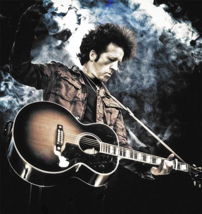 SOPAC Presents Willie Nile with Special Guest James Maddock