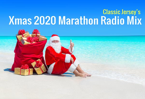 Classic Jersey Releases Xmas 2020 Radio Mix With 85 Tracks By Jersey Artists