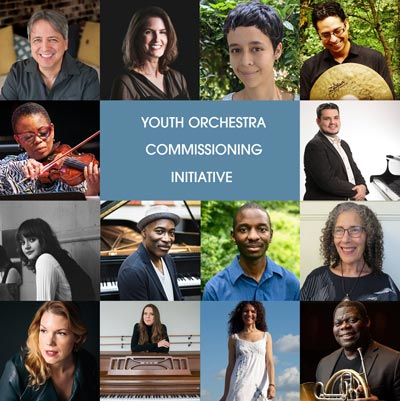 Youth Orchestras and Composers Across USA Team Up To Launch Youth Orchestra Commissioning Initiative