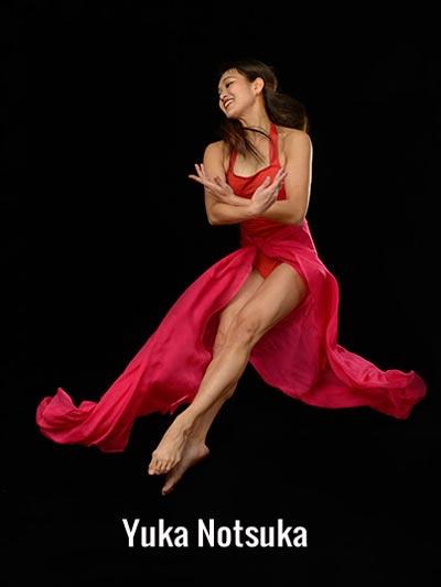 "Nai-Ni Chen Announces Dancers For ""The Bridge"" November 23-24"