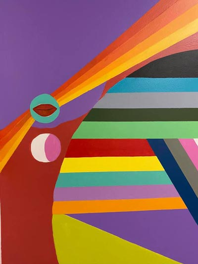 """The Art House Gallery presents """"The New House of Color"""" Commissioned Mural project"""