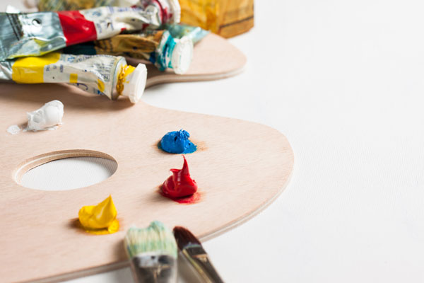 Painting Materials from Local Artist to be Donated to Middletown Arts Center