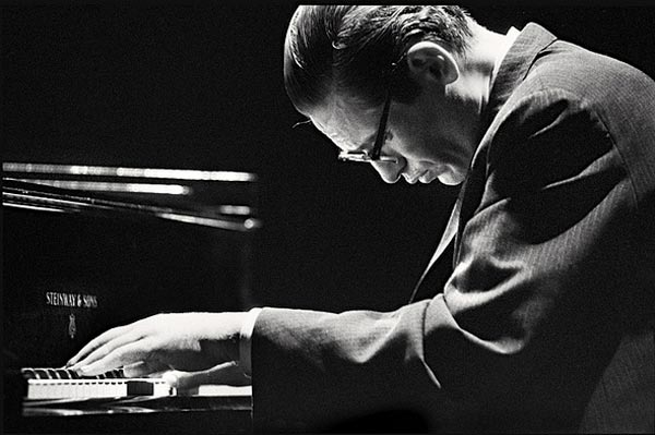 """NJCU Center for the Arts Screens """"Bill Evans: Time Remembered"""""""