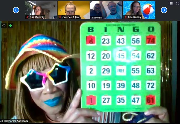 Art House Productions Announces Upcoming Themes for Virtual Drag Bingo