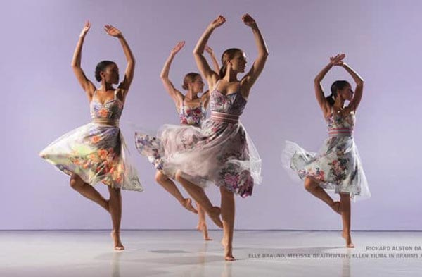Richard Alston Dance Company Returns To Peak Performances
