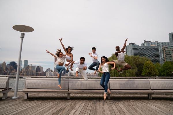 Ramapo College's Berrie Center To Present Nai-Ni Chen Dance Company Via Livestreams