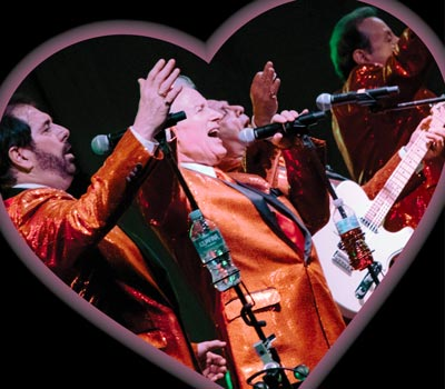 The Jersey Four To Bring Valentine's Day Dinner Show To iPlay America