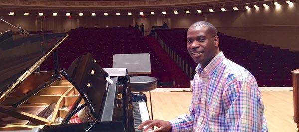 Pianist James Austin, Jr. to Lead Quartet at NJ Jazz Society's January Social