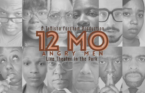 """An Unflinching Reimagining of """"12 Angry Men"""" Coming To Newark"""