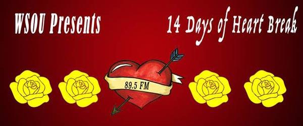 WSOU presents & # 34;  14 days of anguish & # 34;
