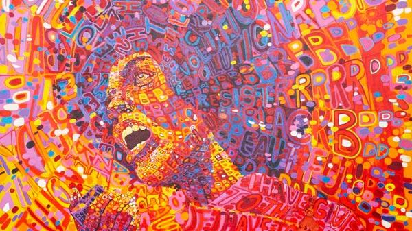 Zimmerli Art Museum Presents Angela Davis -- Seize The Time