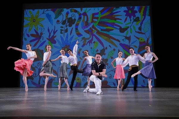 """American Repertory Ballet Presents """"Mexican Music"""" Video Performance"""