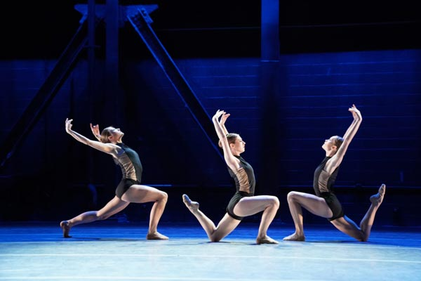 American Repertory Ballet Returns to Live Performances at the NBPAC In October