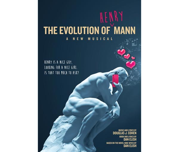"""American Theater Group To Offer Live Stream Performance Option for """"The Evolution of (Henry) Mann"""" on October 23"""