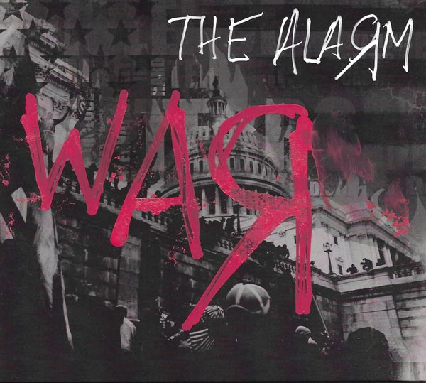"The Alarm To Release ""War"" - An Album Created And Completed In Two Months"