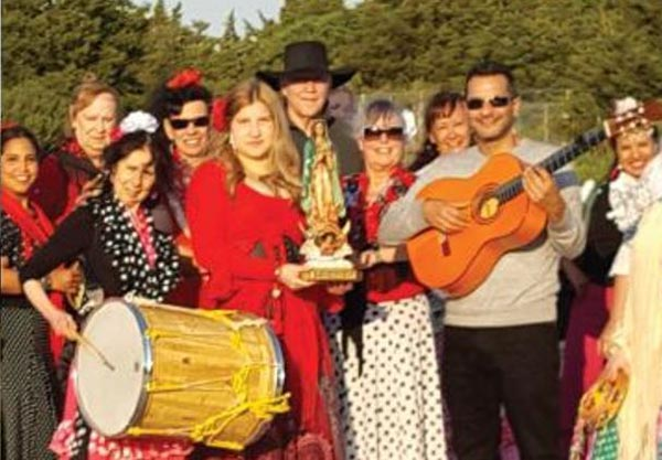 Ocean County Library Marks Hispanic Heritage Month and Resumes Live Entertainment with Alborada Spanish Dance Theatre
