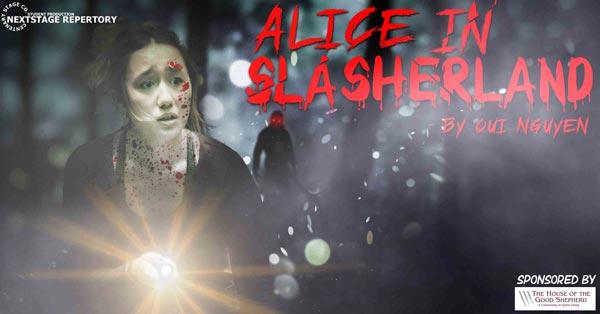 "Centenary Stage's NEXTStage Repertory Presents ""Alice in Slasherland"""