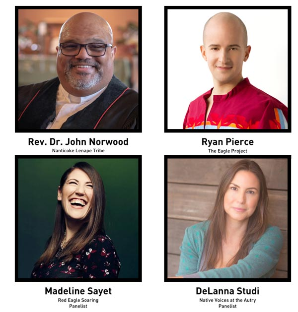 NJ Theater Alliance Hosts Indigenous Theatre Makers in Conversation: A Virtual Panel Discussion on June 28