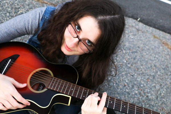 """Makin Waves Song of the Week: """"The Bench at the Top of the World"""" by Amanda Rose Riley"""