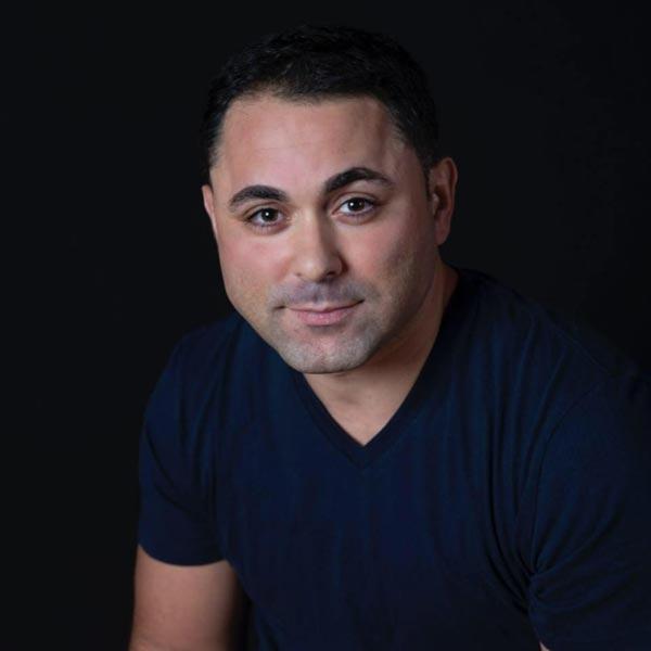 NJPAC Presents Anthony Rodia July 30-31