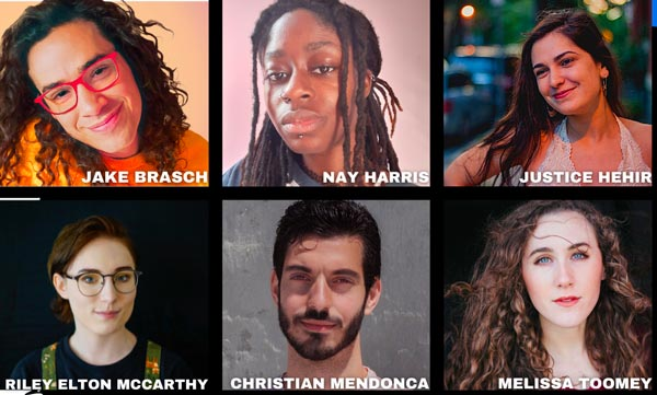 Meet The 2021-2022 INKubator Playwrights At Art House Productions