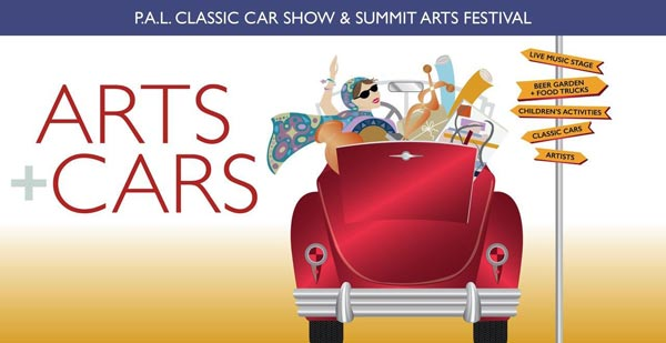Arts + Cars Returns to Downtown Summit This Fall