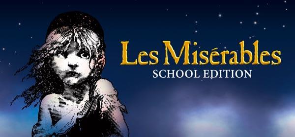 "Aspire PAC presents ""Les Misérables"" School Edition in Concert July 29-31"