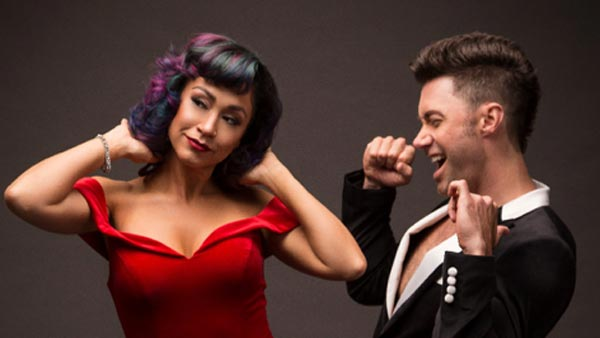 The Axelrod Performing Arts Center Presents Ace Young & Diana DeGarmo September 22-23