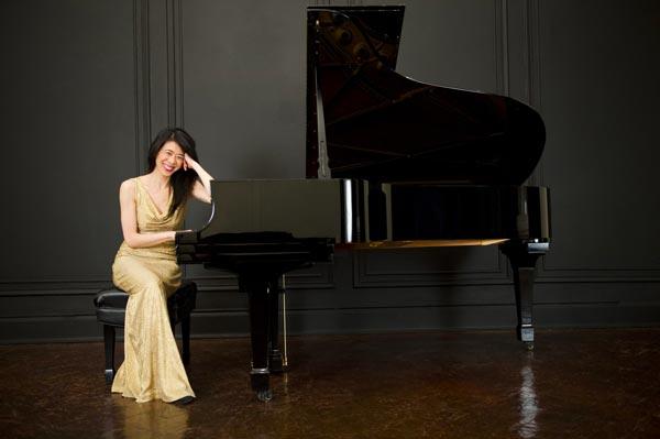 Bickford Theatre presents Pianist Jenny Lin on November 14th